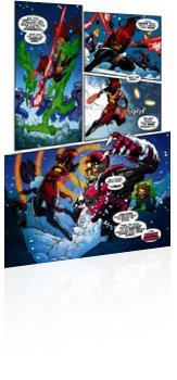 Marvel Comics: Secret Warps: Weapon Hex Annual - Annual #1 Page 5