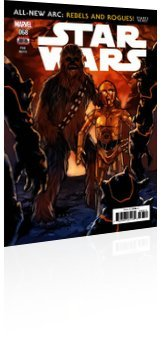 Marvel Comics: Star Wars - Issue # 68 Cover