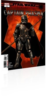 Marvel Comics: Star Wars: Age of Resistance - Captain Phasma - Issue # 1 Cover