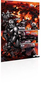 Marvel Comics: Star Wars: Age of Resistance - Captain Phasma - Issue # 1 Page 4