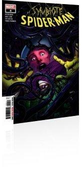 Marvel Comics: Symbiote Spider-Man - Issue # 4 Cover