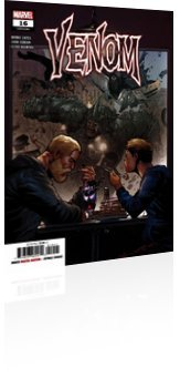 Marvel Comics: Venom - Issue # 16 Cover