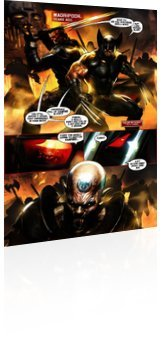 Marvel Comics: Wolverine vs Blade Special - Issue # 1 Page 3