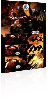 Marvel Comics: Wolverine vs Blade Special - Issue # 1 Page 5