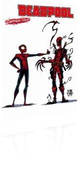 Marvel Comics: Deadpool - Issue # 15 Page 1