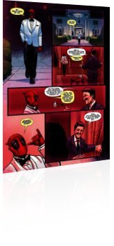 Marvel Comics: Deadpool - Issue # 15 Page 3