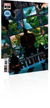 Marvel Comics: The Immortal Hulk  - Issue # 21 Cover