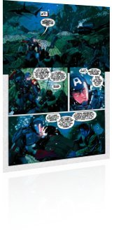 Marvel Comics: Invaders - Issue # 7 Page 3