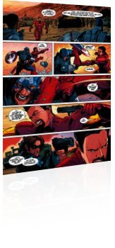 Marvel Comics: Invaders - Issue # 7 Page 5