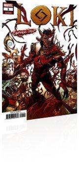 Marvel Comics: Loki - Issue # 1 Page 1