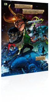 Marvel Comics: Loki - Issue # 1 Page 2