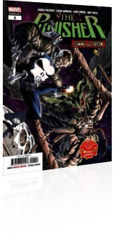 Marvel Comics: The Punisher - Annual # 1 Cover