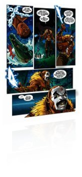 Marvel Comics: Secret Warps: Ghost Panther Annual - Annual # 1 Page 5