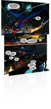 Marvel Comics: Marvel's Spider-Man: City at War - Issue # 5 Page 3