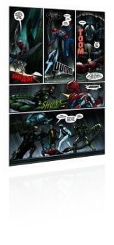 Marvel Comics: Marvel's Spider-Man: City at War - Issue # 5 Page 5