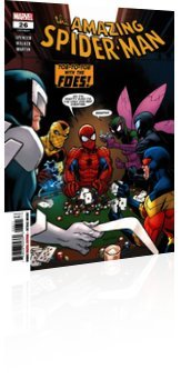 Marvel Comics: Amazing Spider-Man - Issue # 26 Cover
