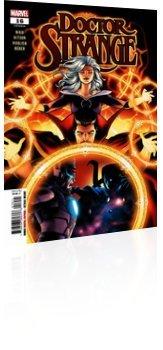 Marvel Comics: Doctor Strange - Issue # 16 Cover