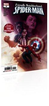 Marvel Comics: Friendly Neighborhood Spider-Man - Issue # 9 Cover