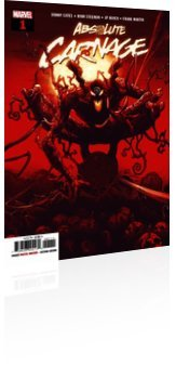 Marvel Comics: Absolute Carnage - Issue # 1 Cover