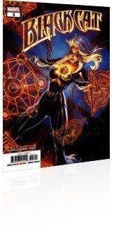 Marvel Comics: Black Cat - Issue # 3 Cover