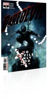 Marvel Comics: Daredevil - Issue # 9 Cover