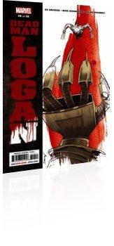 Marvel Comics: Dead Man Logan - Issue # 10 Cover