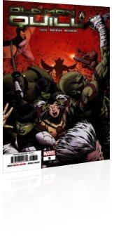 Marvel Comics: Old Man Quill - Issue # 8 Cover