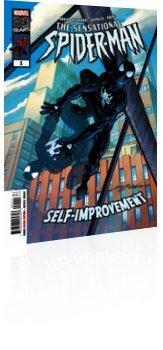Marvel Comics: The Sensational Spider-Man: Self-Improvement - Issue # 1 Cover