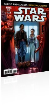 Marvel Comics: Star Wars - Issue # 70 Cover