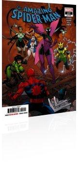 Marvel Comics: Amazing Spider-Man - Issue # 27 Cover