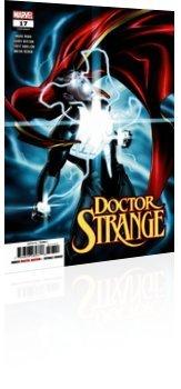 Marvel Comics: Doctor Strange - Issue # 17 Cover