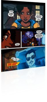 Marvel Comics: Ironheart - Issue # 9 Page 2