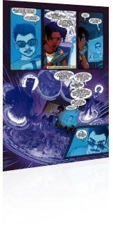 Marvel Comics: Ironheart - Issue # 9 Page 3