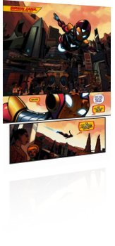 Marvel Comics: Ironheart - Issue # 9 Page 4