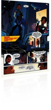 Marvel Comics: Ironheart - Issue # 9 Page 6