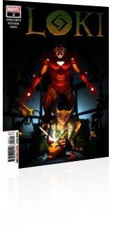 Marvel Comics: Loki - Issue # 2 Cover