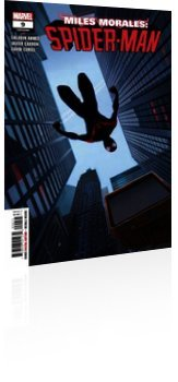 Marvel Comics: Miles Morales: Spider-Man - Issue # 9 Cover