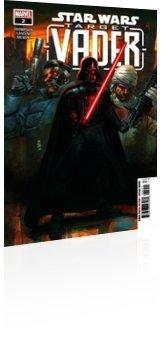 Marvel Comics: Star Wars: Target - Vader - Issue # 2 Cover