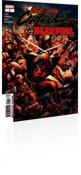 Marvel Comics: Absolute Carnage vs Deadpool - Issue # 1 Cover