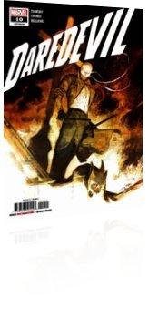 Marvel Comics: Daredevil - Issue # 10 Cover