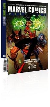 Marvel Comics: Marvel Comics Presents - Issue # 8 Cover