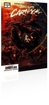 Marvel Comics: Absolute Carnage - Issue # 2 Cover