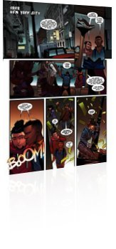 Marvel Comics: Absolute Carnage: Miles Morales - Issue # 1 Page 2