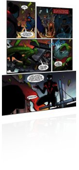 Marvel Comics: Absolute Carnage: Miles Morales - Issue # 1 Page 4