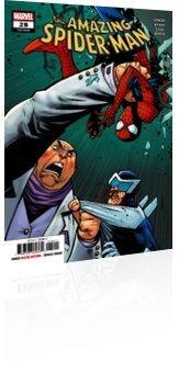 Marvel Comics: Amazing Spider-Man - Issue # 28 Cover