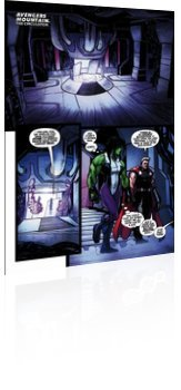 Marvel Comics: Avengers - Issue # 23 Page 3