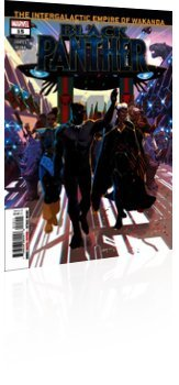 Marvel Comics: Black Panther - Issue # 15 Cover
