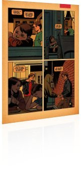 Marvel Comics: Fantastic Four: 4 Yancy Street - Issue # 1 Page 3
