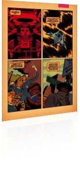 Marvel Comics: Fantastic Four: 4 Yancy Street - Issue # 1 Page 5