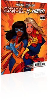 Marvel Comics: Marvel Team-Up - Issue # 5 Cover